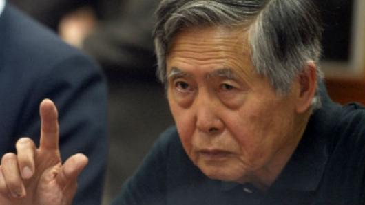 Fujimori insiste en el indulto