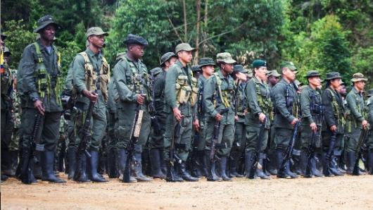 Estado Mayor de las Farc separó a cinco mandos por disidencia — Colombia