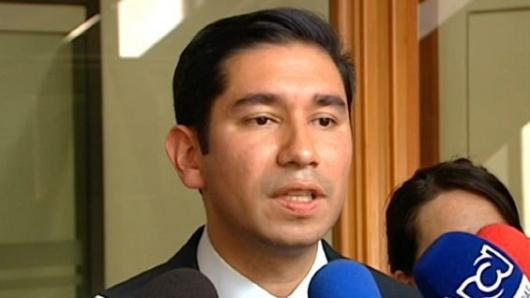 Presidente Santos firma extradición del exfiscal Gustavo Moreno