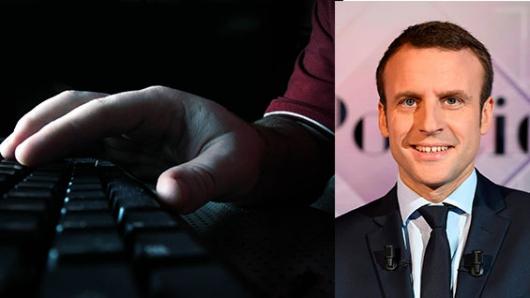Un grupo de hackers rusos atacó el movimiento político de Macron