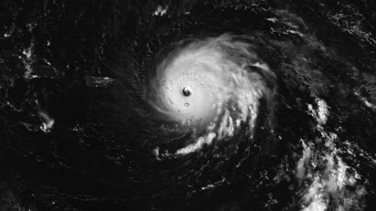 Suman 10 muertos en el Caribe por el paso del huracán