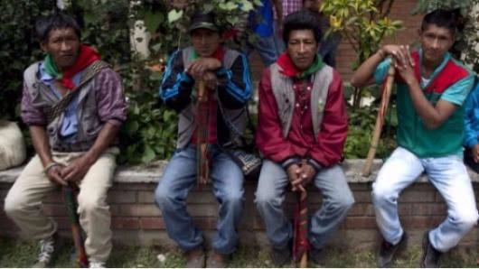 Defensoría denuncia precaria situación de indígenas desplazados en el Chocó