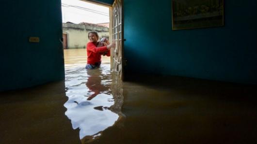 Ideam alerta por incremento de lluvias al occidente del país