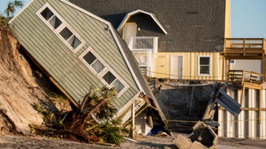 Presidente de EEUU visitará una devastada Florida tras paso de huracán Irma