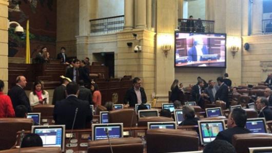 Senado aprobó conciliación de la JEP