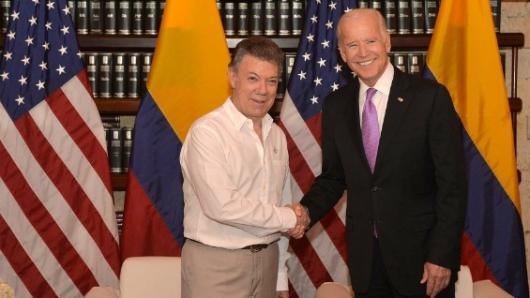 Vicepresidente de los EEUU lidera cumbre empresarial en Cartagena