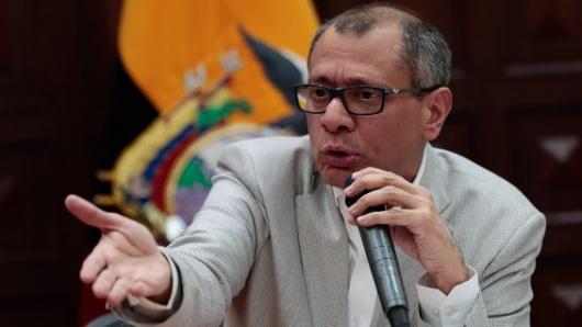 Tribunal niega apelación y ratifica prisión preventiva para vicepresidente Jorge Glas