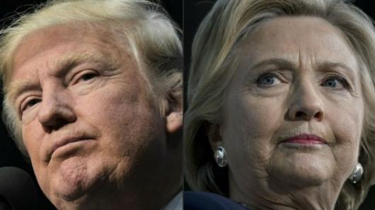 Los estadounidenses ya eligen entre Clinton y Trump para suceder a Obama