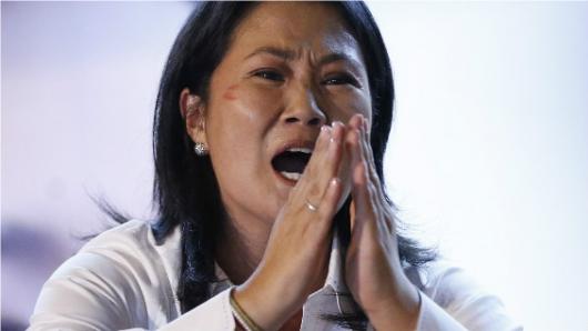 Keiko Fujimori presenta hábeas corpus para excarcelar a su padre