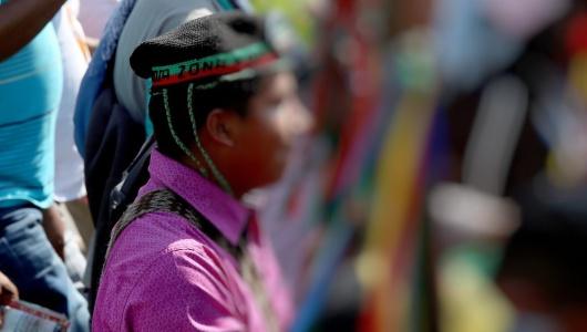 Exgobernador indígena fue atacado en Caloto, Cauca