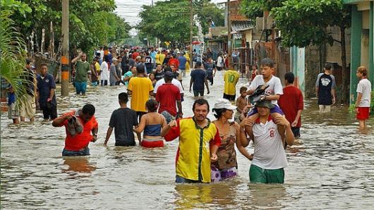 Resultado de imagen para LLuvias en Risaralda