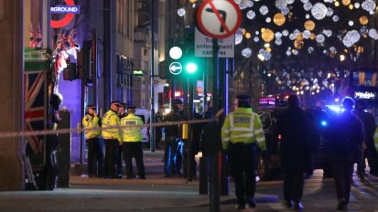 La Policía de Londres cerró una estación de metro por un