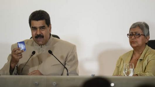 Maduro tiene derecho de convocar la Constituyente — Istúriz