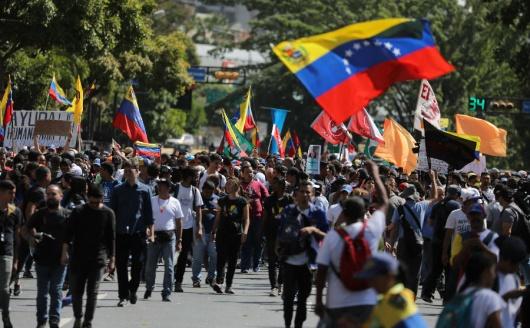 Dictadura de Nicolas Maduro - Página 24 Marchavenezuelaayudaefe