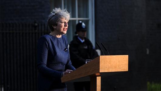 Theresa May pide elecciones generales anticipadas por