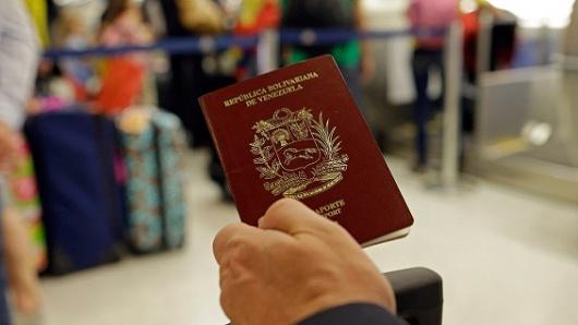 Venezolanos lideran solicitudes de residencia en Chile durante 2017