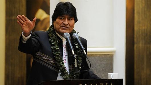 Morales: EEUU planea derrocar a Maduro para