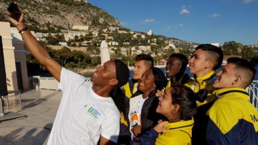 Didier Drogba visitará Colombia para compartir con niños y jóvenes