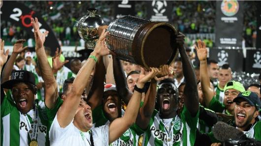 Atlético Nacional festejó sus 70 años