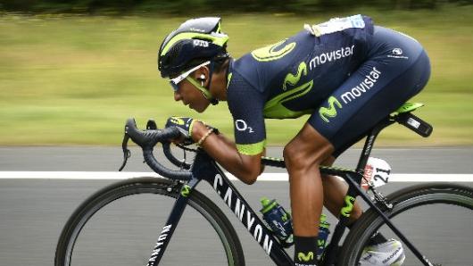 Lo importante este miércoles es no perder tiempo — Nairo Quintana