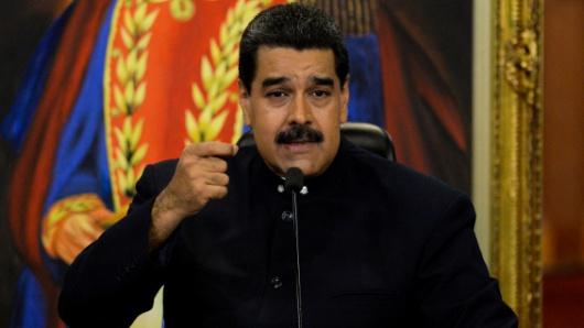 En 2018 habrá elecciones presidenciales en Venezuela, confirma Maduro