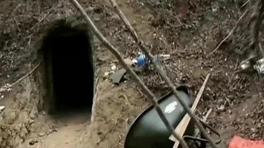 Mineros quedan atrapados bajo tierra en Colombia