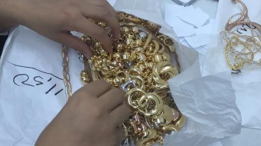 a14acad3635e Contrabando  así ingresan grandes cantidades de oro y plata al país