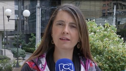 Paloma Valencia renuncia a la precandidatura presidencial del Centro Democrático