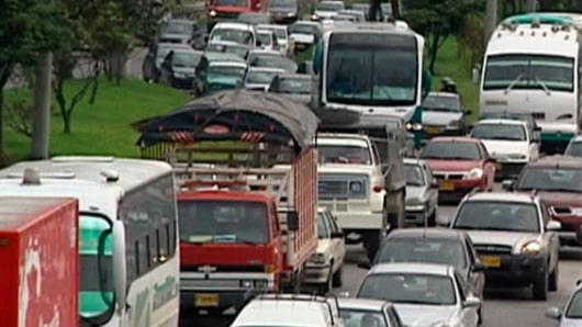 Modificarán el pico y placa para taxis en la capital