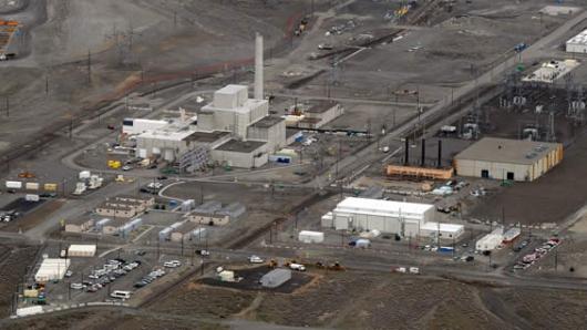 Declaran emergencia en central nuclear de EEUU