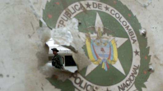 Ataque a patrulla deja tres policías muertos en el Cauca