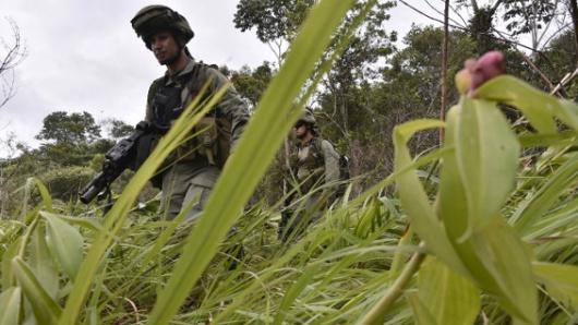 Policía rescata a dos ingenieros y un topógrafo secuestrados en el Cauca