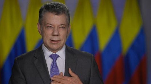 Presidente de Colombia realza disminución de tasa de homicidios