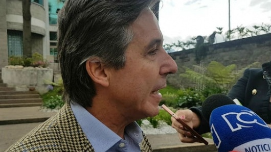 Odebrecht: Prieto rindió declaración bajo juramento en la Fiscalía