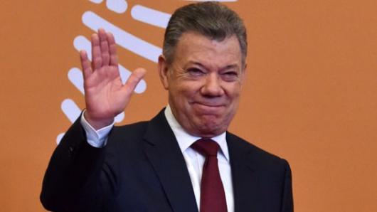Resultado de imagen para Juan Manuel Santos cumbre las americas 2018