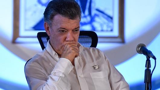 Amenaza Maduro a Gobierno colombiano
