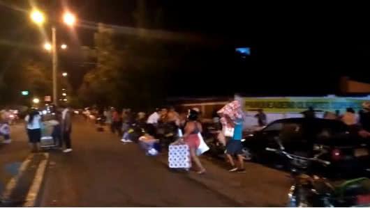 Saquearon en Colombia supermercados relacionados con las FARC