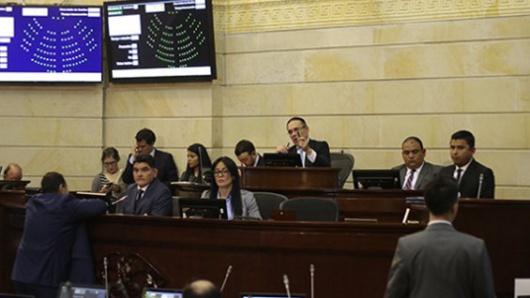 Juez de Bogotá ordena promulgar circunscripciones de paz