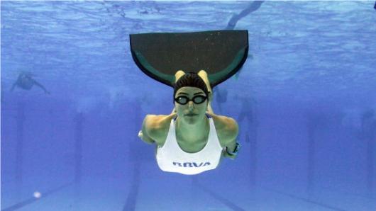 La colombiana Sofía Gómez logró récord mundial de apnea