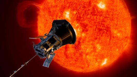 31dcf1be48 La sonda Parker está diseñada para resistir temperaturas de miles de grados  centígrados y estudiar fenómenos que podrían afectar a la Tierra.