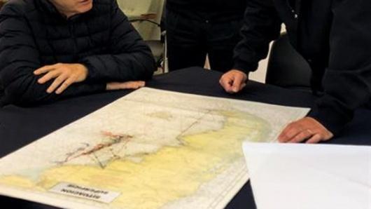 Bengalas no son de submarino argentino desaparecido