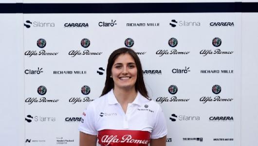 Tatiana Calderón será piloto de pruebas de Alfa Romeo Sauber en 2018