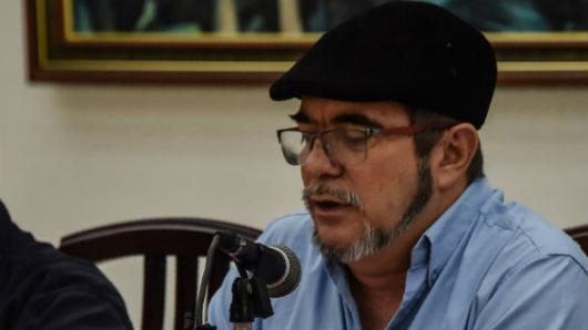 Timochenko denuncia sobrevuelo militar no previsto a Zona Veredal de Tibú