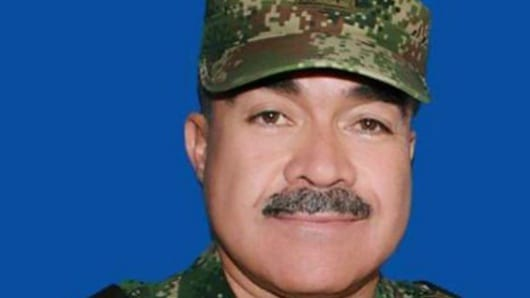 Exgeneral del Ejército, Henry Torres Escalante, se entregará a la justicia