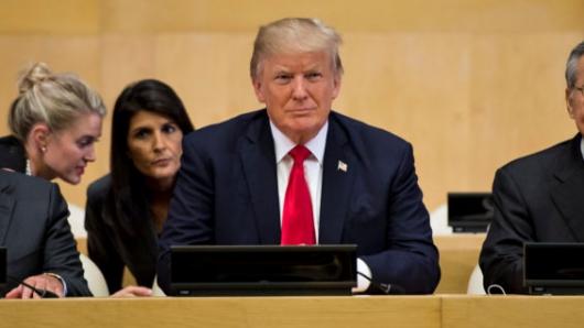 Desde la ONU Trump amenaza con destruir Corea del Norte por completo