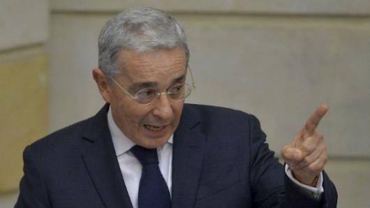 Uribe modificará acuerdo con las Farc si su partido gana elecciones