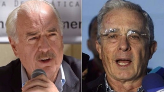 Uribe y Pastrana llamados a sustentar su denuncia contra campaña Santos 2014