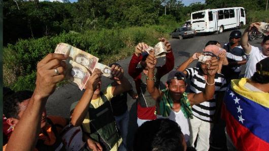 Venezuela: Declaran en emergencia al municipio Sifontes por saqueos