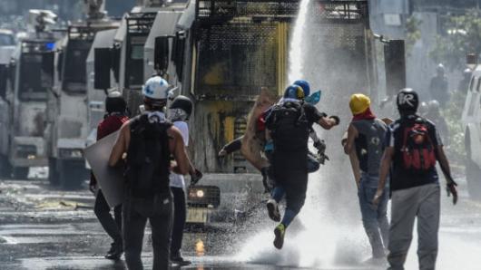 Venezuela rechazó injerencia del presidente de Panamá en asuntos internos