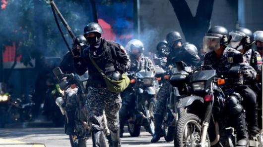 Crisis en Venezuela- Noviembre 8 de 2017 11:08 am Disturbios en Venezuela